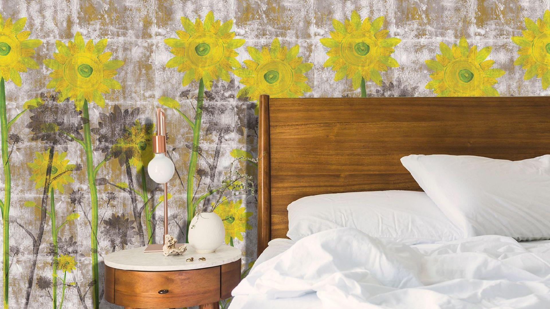 Tapeta Spring Sunflower. Fot. Newmor