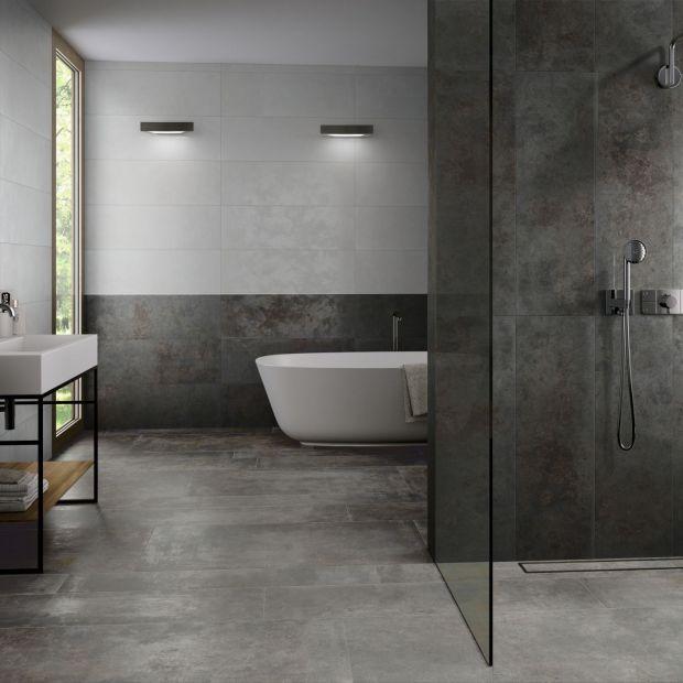 Nowoczesne łazienka. Zobacz propozycje w stylu industrialnym