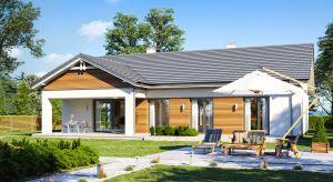 Projekt domu Parterowy 4 o powierzchni 122 metrów kwadratowych zaplanowano bardzo funkcjonalnie. Dom będzie idealny na potrzeby 3-4-osobowej rodziny. Zobaczcie piękne wnętrze!
