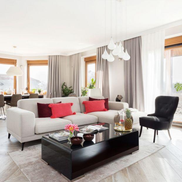 Piękne, jasne wnętrze - zobacz dom po remoncie