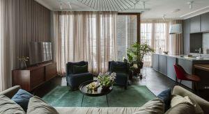 100-metrowe mieszkanie na warszawskim Mokotowie nie wymagało dużych przeróbek, inwestorzy chcieli raczej dostosować je do wymagań czteroosobowej rodziny i uczynić bardziej funkcjonalnym.Swoje jasno sprecyzowane upodobania przedstawili projektantce