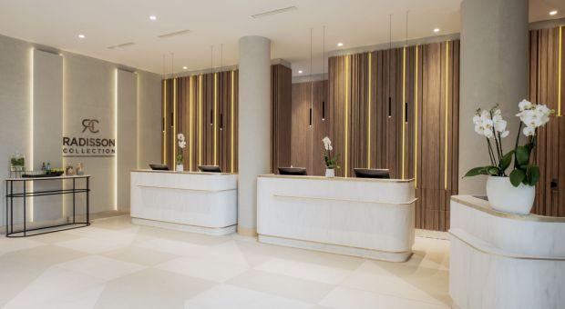 Radisson Collection Hotel w Warszawie już otwarty - wnętrza warte 5 gwiazdek!
