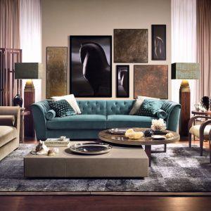 Meble i dodatki marki Smania Home Couture. Fot. Smania/ Archidzieło