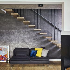 Inwestorzy szybko i pewnie podejmowali decyzje i w większości zgadzali się na rozwiązania proponowane przez architektki. Projekt: Kaza Interior Design. Fot. Dekorian Home