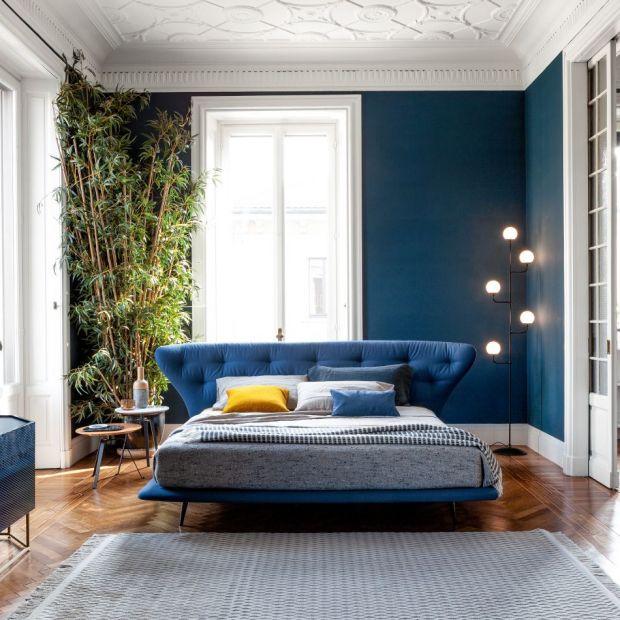 Modna sypialnia - 12 aranżacji blisko natury