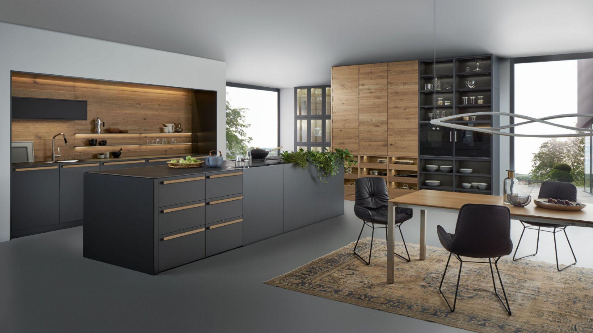 Meble kuchenne dostępne w ofercie firmy Leicht. Fot. Leicht
