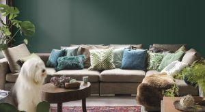 Idąc za głosem najmodniejszych obecnie trendów, zaproś do wnętrza kolor zielony oraz egzotyczną faunę i florę.