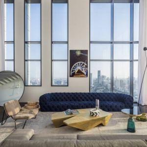 Nowoczesny apartament w Tel Awiwie. Projekt: Anderman Architects. Fot. Listone Giorgano/Forestile