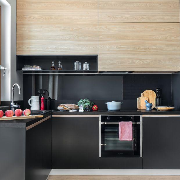 Piękna kuchnia: zobacz gotowy projekt wnętrza