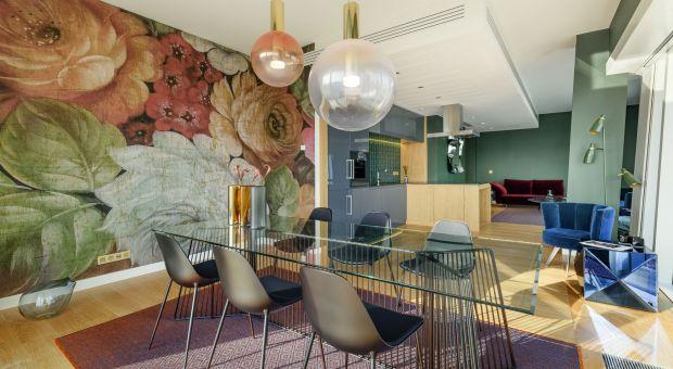Design we włoskim stylu - zobacz pokazowy apartament Fiore Verde