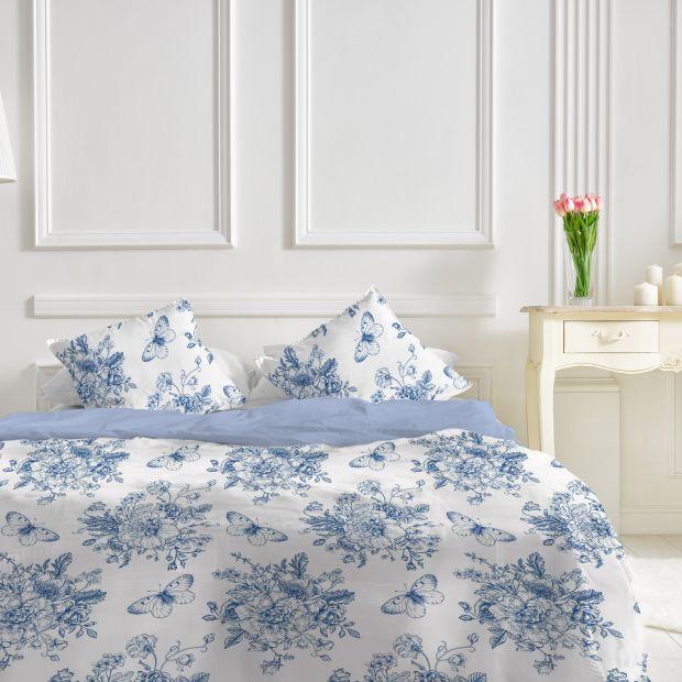 Sypialnia na lato - postaw na kwiatowe motywy
