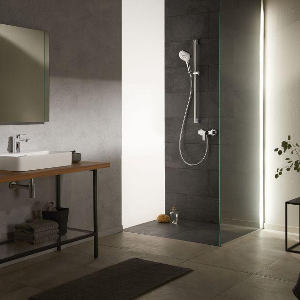 Baterie do łazienki - nowa minimalistyczna kolekcja