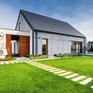 Dom wybudowany zgodnie z zaleceniami budownictwa ekologicznego. Fot. Saint-Gobain