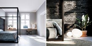 Zachowane oryginalne elementy wystroju w stylu klasycznym, jak stolarka okienna i drzwiowa, połączono z nowoczesnymi, prostymi formami mebli. Projekt i wizualizacje: ANIEA - Andrzej Niegrzybowski architekt