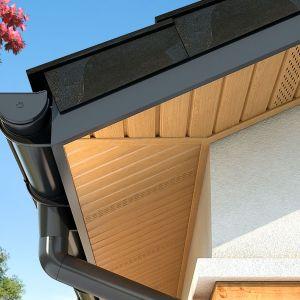 Perfekcyjna oprawa dla dachu - podsufitka Galeco Nova. Fot. Galeco