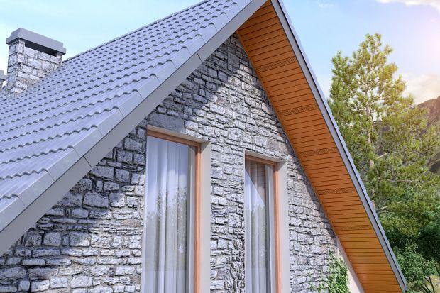 Estetyczna oprawa dachu - podsufitka typu siding