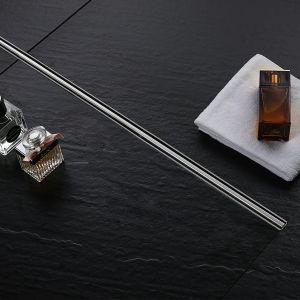Odpływ liniowy Rea Pro Slim to minimalistyczne rozwiązanie, z dobrym przepływem wody. Fot. Rea