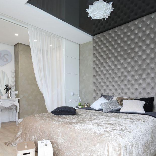 Zagłówek w sypialni - zobacz pomysły projektantów
