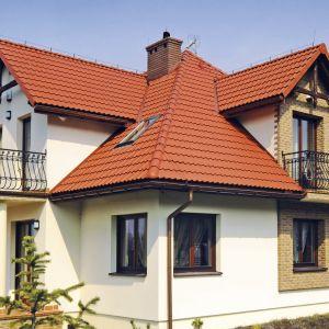 Skuteczna ochrona przed działaniem czynników atmosferycznych zapewni niepowtarzalny i trwały wygląd naszemu dachowi. Fot. Creaton