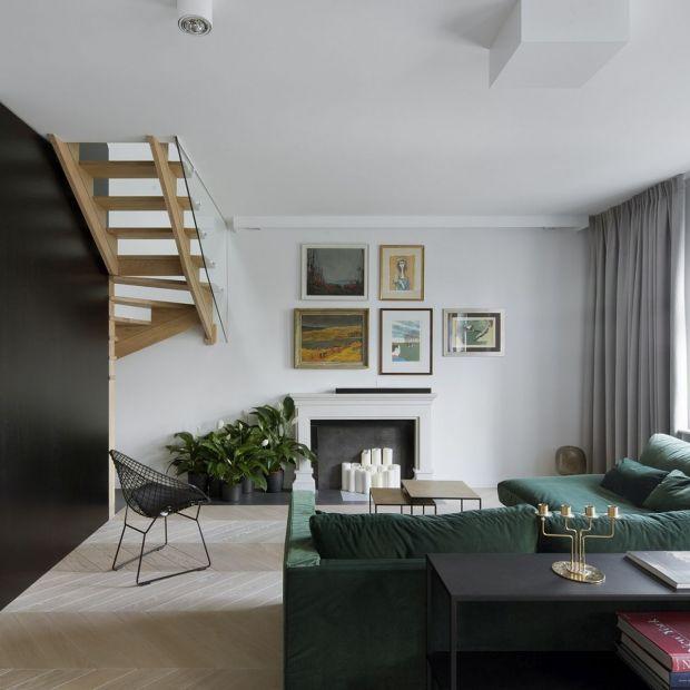 Ponadczasowa elegancja - zobacz apartament na warszawskich Filtrach
