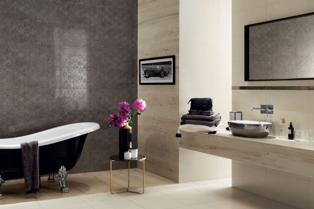 Płytki do łazienki - nowa kolekcja z orientalnym motywem