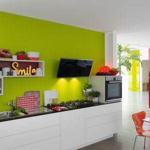 Smart to kompletny system kuchenny oferujący nowoczesną funkcjonalność i ponadczasowy design. Fot. Franke