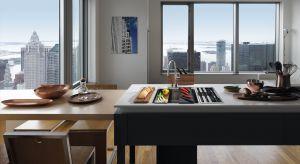 Nowoczesna kuchnia to przede wszystkim sprzęty kuchenne. Wybór urządzeń AGD, baterii i zlewozmywaka przesądza o komforcie wykonywania codziennych prac. Warto więc zainwestować w te, które ułatwią kuchenne czynności.