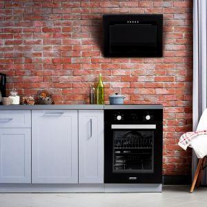 Linia sprzętów kuchennych MPM 45 o szerokości zaledwie 45 cm, które idealnie wpisują się w koncepcję kompaktowych pomieszczeń. Fot. MPM
