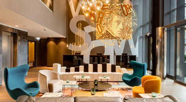 Motel One Warszawa Chopin - zobacz wnętrza inspirowane twórczością Fryderyka Chopina