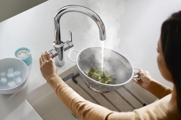 Oszczędzamy wodę i chronimy środowisko. Zacznij od swojej kuchni!