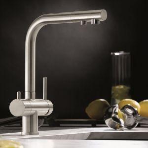Oszczędzamy wodę i chronimy środowisko. Zacznij od swojej kuchni. Bateria Fontas II. Fot. Comitor