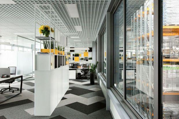 Aranżacja biura jako sposób na wyrażenie DNA marki - zobacz przykłady