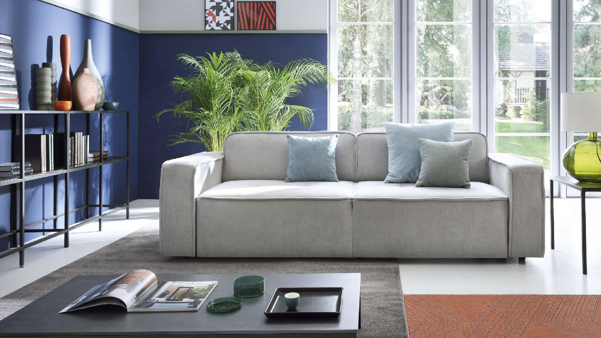 Sofa Modo marki Sweet Sit. Fot. Gala Collezione