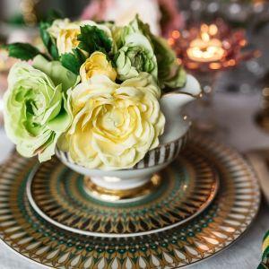 Piękna porcelana. Kolekcja Astra India. Fot. Ćmielów