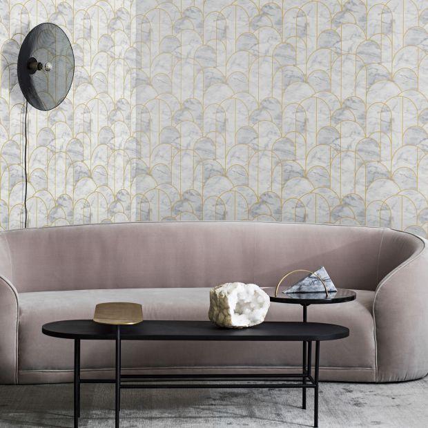 Pomysły na ściany - zobacz modne wzory tapet