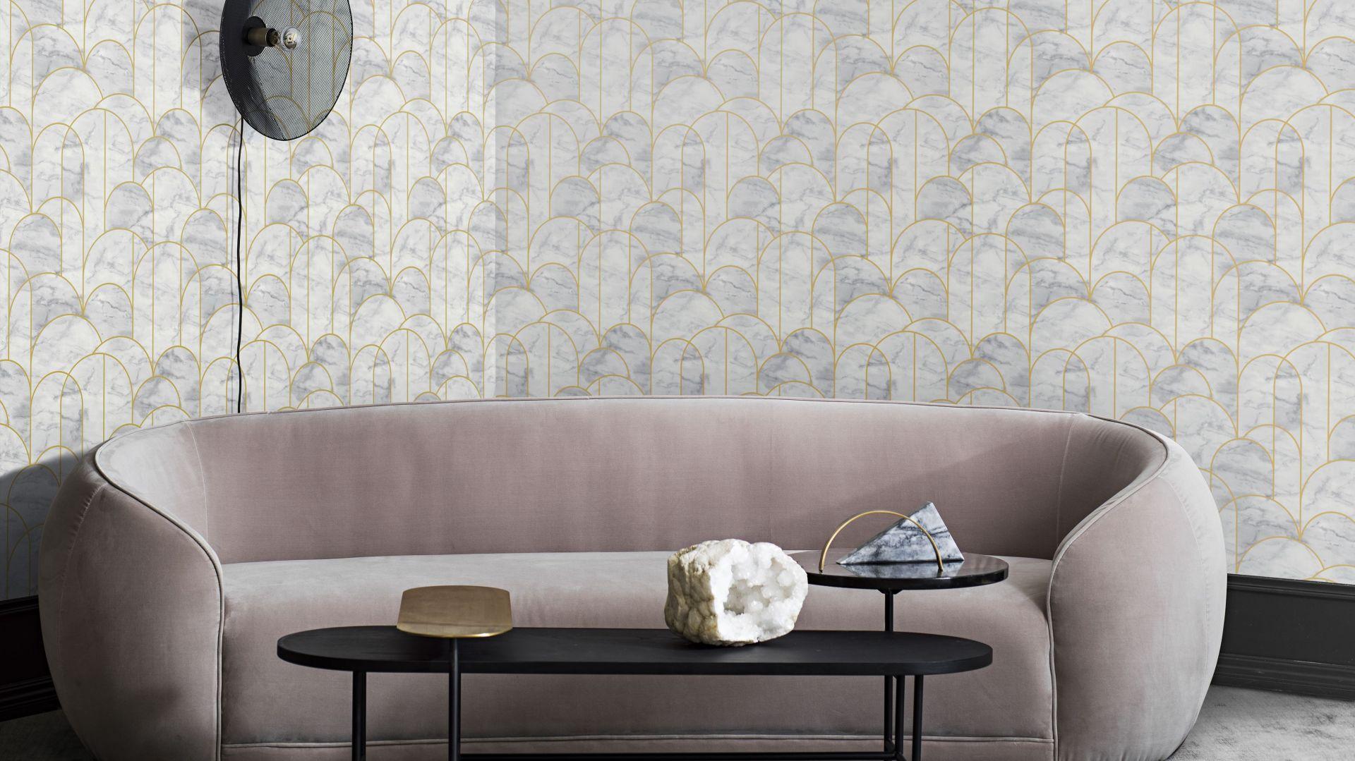 Kolekcja Graphic World zaprojektowana przez Engblad & Co. Fot. tapetujemy.pl