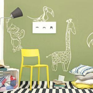 Malowanie - 5 pomysłów na nieoczywiste wykorzystanie farb. Fot. Tikkurila