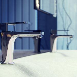 Pielęgnacja i czyszczenie armatury łazienkowej. Fot. Laveo