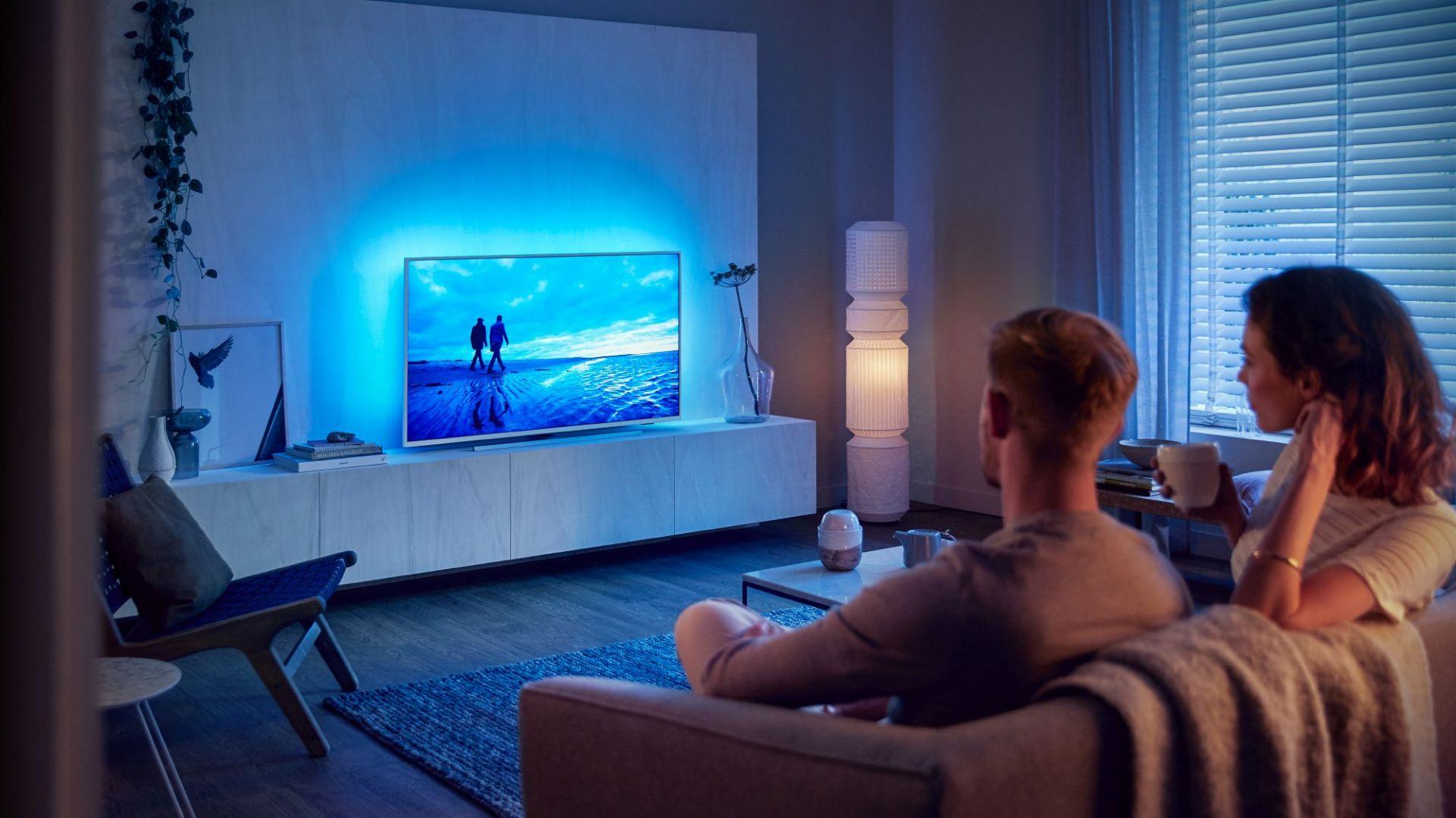 Nowoczesny telewizor: seria Performance. Fot. Philips