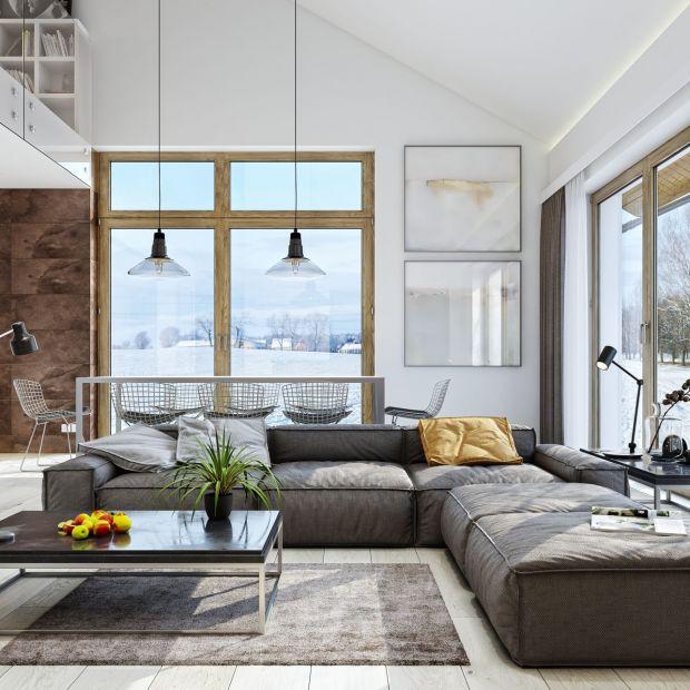 Mały dom. 15 pomysłów na wnętrze