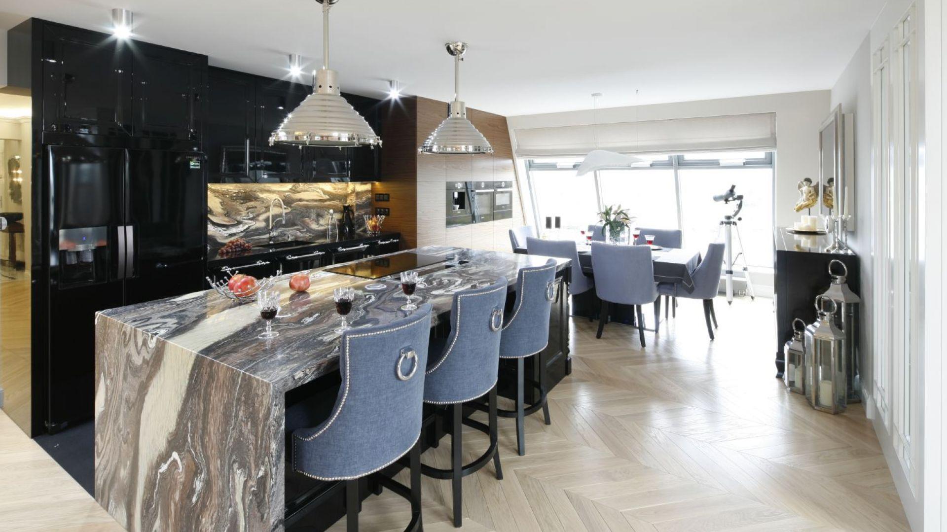Kuchnia Z Wyspą 10 Pięknych Projektów
