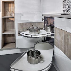 Aranżacja kuchni:meble i rozwiązania, które pozwolą stworzyć idealny porządek. Fot. Stolzen