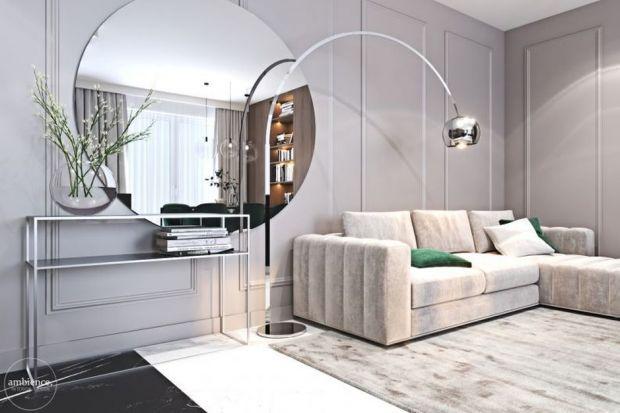 Wybieramy lustro dekoracyjne - styliści radzą na co zwrócić uwagę