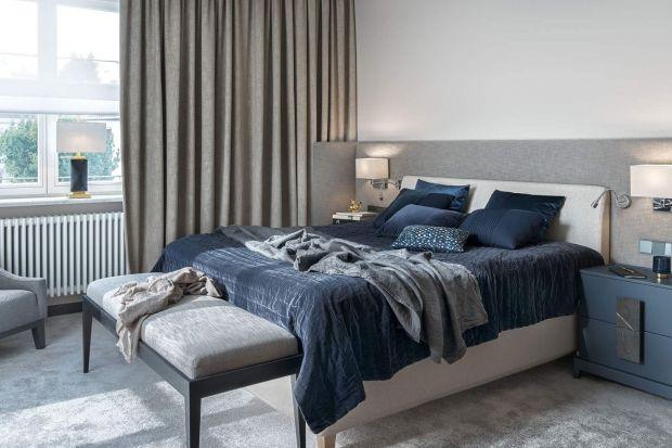 Stylowa sypialnia: 15 ładnych projektów