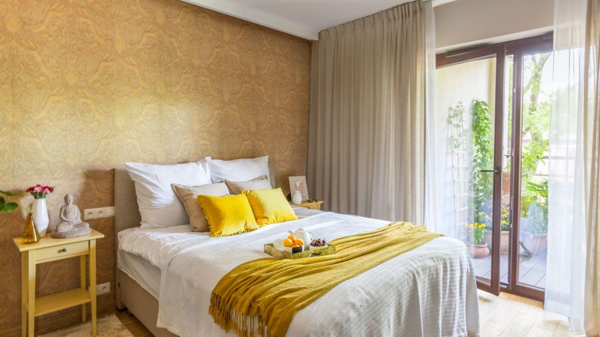 Stylowa Sypialnia 15 ładnych Projektów