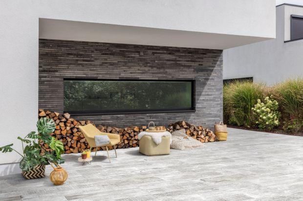 Otoczenie domu: możliwości kostki betonowej