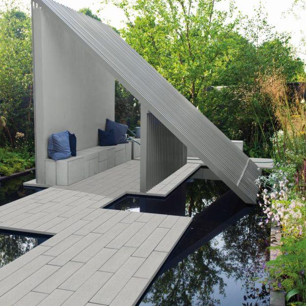 Nawierzchnie ogrodowe - otoczenie spójne z budynkiem
