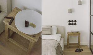 Sypialnia właścicieli. Projekt i zdjęcia: STUDIO.O. organic design