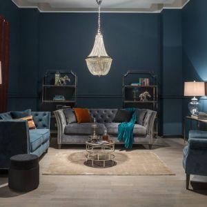 Meble do salonu: kolekcja Metropolitan firmy Miloo Home. Fot. Miloo Home
