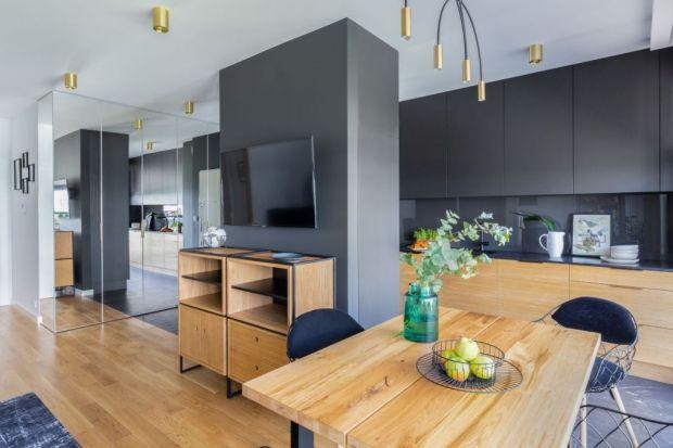 Piękne mieszkanie na Woli - klasyka z nowoczesnym twistem